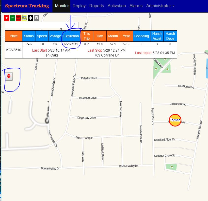 GPS Tracking for Teenagers, Fleets, and Assets - Spectrum